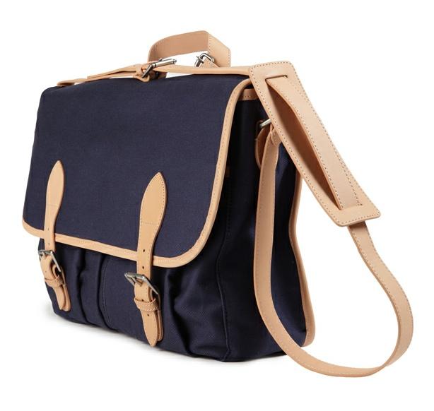 SCHOOLBAG BAG APC BLUE
