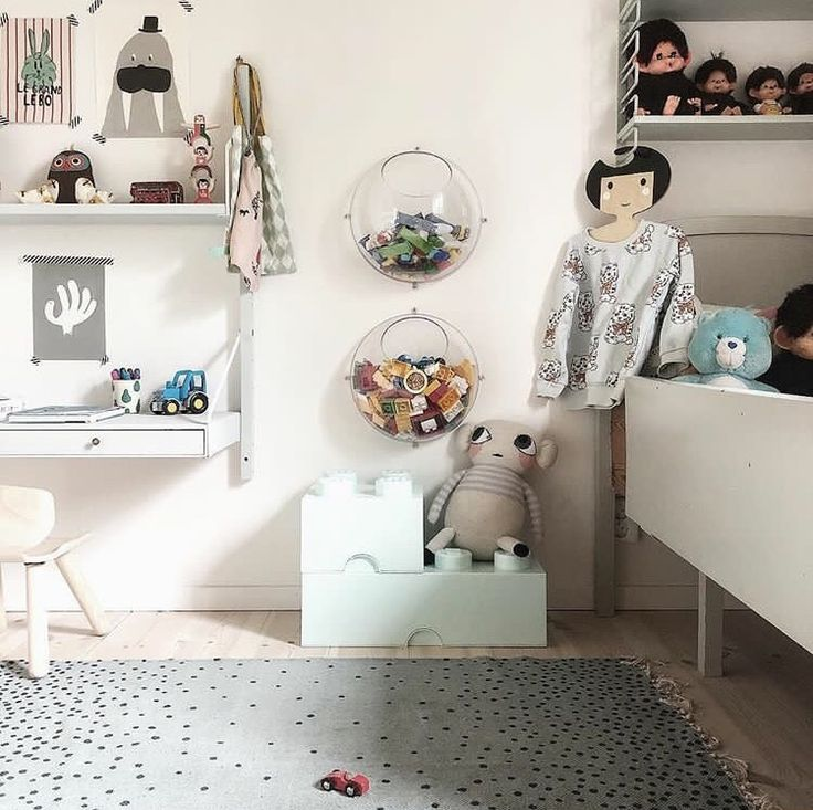 Koziol Orion väggförvaring förvaringsbubbla #koziol #orion #barnrum Photo: Susanne Adolfsson