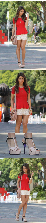 Look do Dia: Romantic Red! | Super Vaidosa