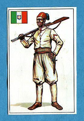 ARMI E SOLDATI - Edis 71 - Figurina-Sticker n. 313 - ASCARO ERITREO -Rec