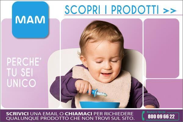 Innovazione e sicurezza per il tuo bambino! Tutta la linea MAM Baby ad un prezzo speciale su #Amicafarmacia https://www.amicafarmacia.com/articoli-per-l-infanzia/where/manufacturer/mam.html
