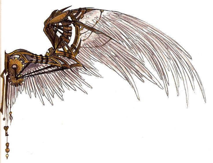 de combinatie met veren, heel gaaf <3