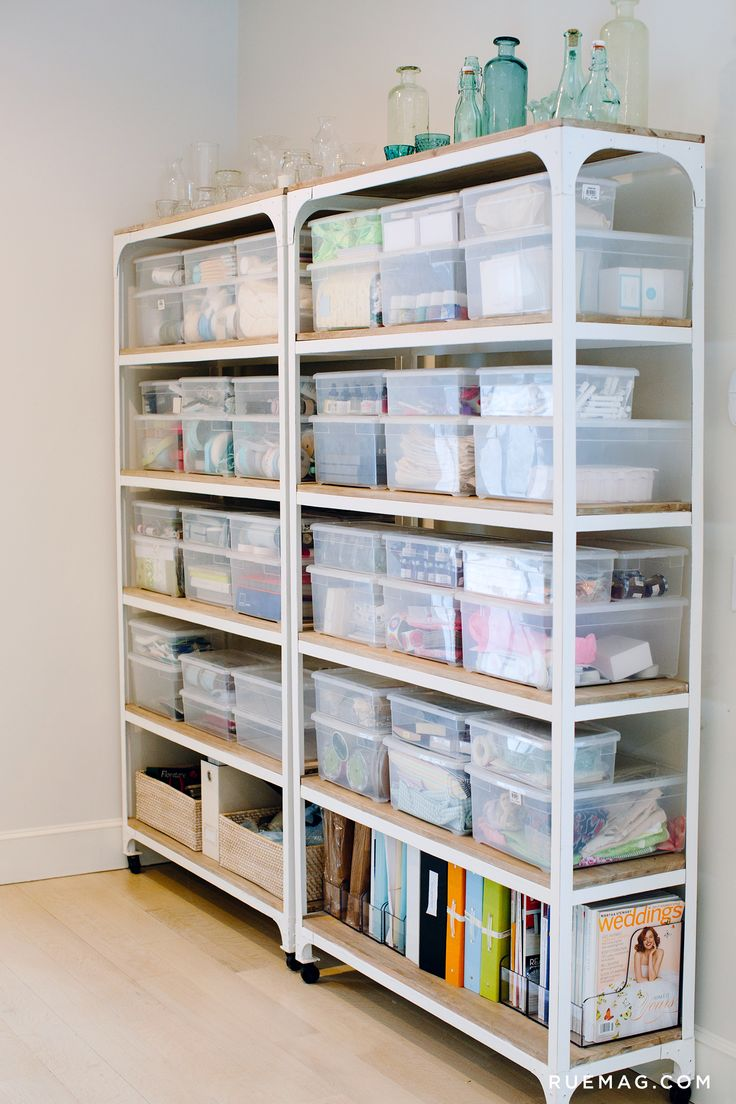 "Tackle Clutter | Top 10 ""Small Space"" Secrets to Steal from the February Issue 