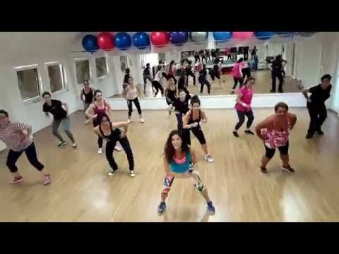 "Chainsmokers - ""Don't Let Me Down"" Zumba Fitness Choreography - YouTube"