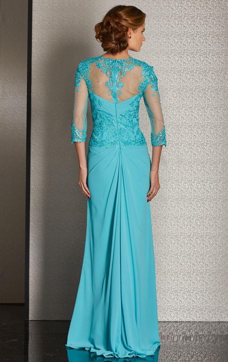 54 best Mother of the Bride Dresses images on Pinterest | Bridal ...