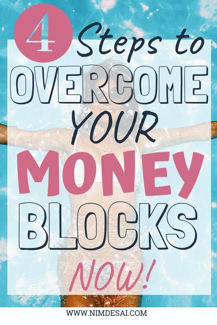 4 TECHNIQUES TO OVERCOME YOUR MONEY BLOCKS NOW! – How to pay off debt