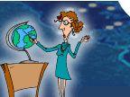 ¿EN QUÉ PARTE DEL MUNDO ESTOY? -Coordenadas geográficas -Husos horarios.