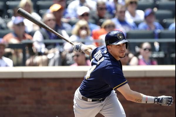 CHICAGO -- Hernan Perez homered and drove in five runs and Chase Anderson threw five scoreless innings and drove in a pair of runs as the…