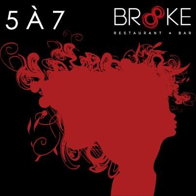 Join us every Thursday for a 5 à 7!