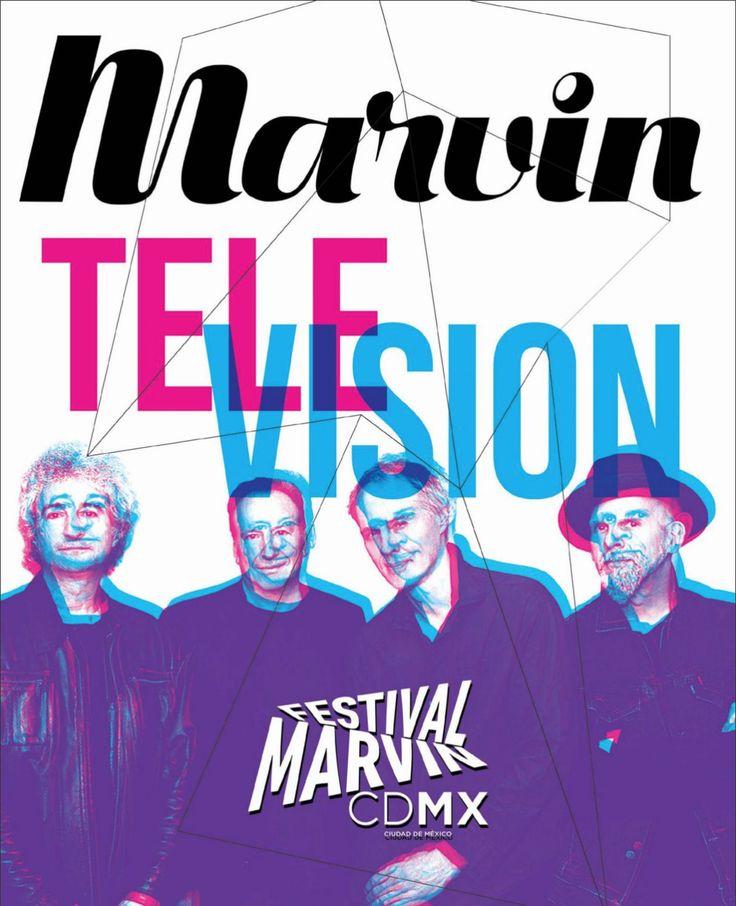 Revista Marvin 151: Provocadores en la CDMX Festival Marvin CDMX | En Portada Television  #Television #Punk #MagazineCover #CoverJunkie #FestivalMarvinCDMX #RevistaMarvin #Marvin #ArtDirection #Magazine #EditorialDesign #Editorial #GraphicDesign