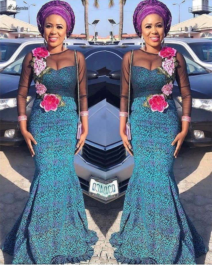 GAME CHANGING ASO EBI STYLES WE SAW OVER THE WEEKEND
