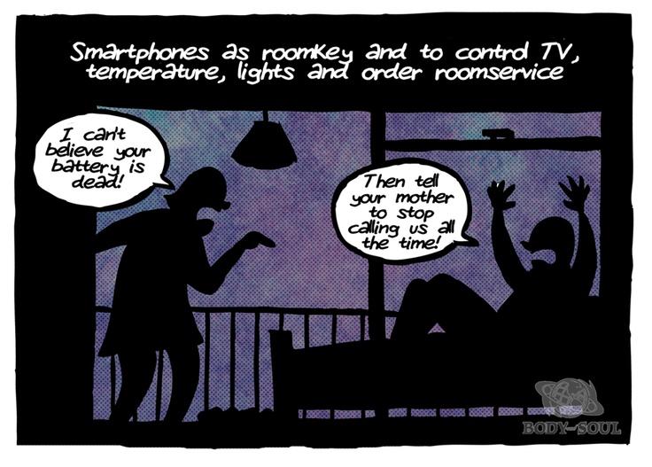 Smartphones ....
