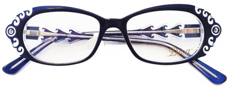 #Handmade in #Italy #independent #luxury #eyeglasses for #women by #Diva