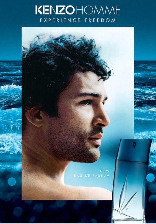 Kenzo Homme Eau de Parfum Kenzo cologne - a new fragrance for men 2016