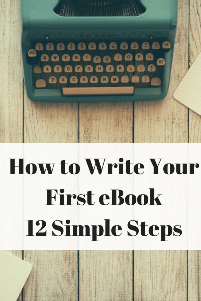 48 best business tips for women bloggers images on pinterest learn the 12 steps i took to creating my first ebook from existing content on my fandeluxe Image collections