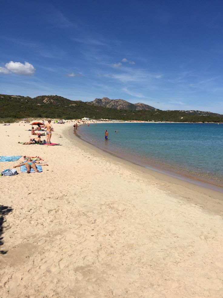 """Besides being one of the best beaches of Costa Smeralda, Liscia Ruja beach – or """"Long Beach"""" – happens to be one of the longest beaches in this area of Sardinia #costasmeralda http://alberghi.consolidatorgroup.it/Place/Costa_Smeralda_1.htm"""