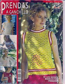 Prendas a Ganchillo 22 - Alejandra Tejedora - Picasa Web Albums