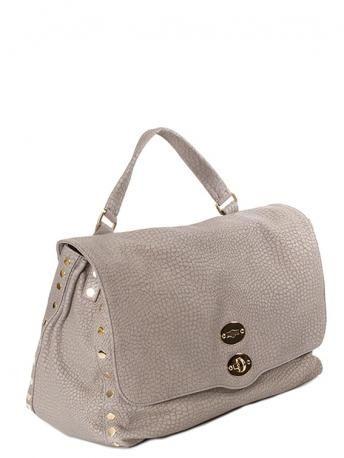 Top Handle Handbag On Sale, Milk, Leather, 2017, one size Zanellato