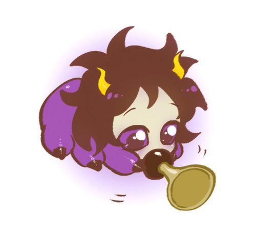 awwwwww gamzee grub (my fav troll-on par with KK and Sol. :3)