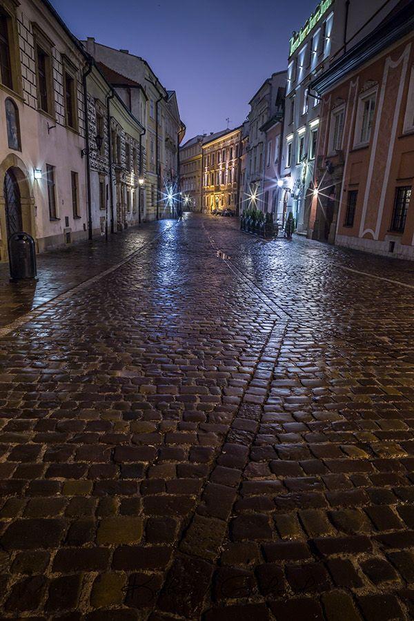 City of Kraków on Behance