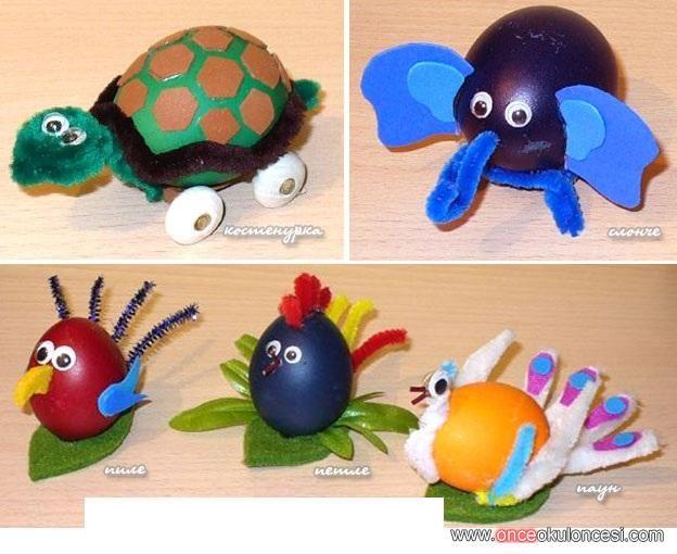 yumurtadan hayvanlar çalışamalar - Önce Okul Öncesi Ekibi Forum Sitesi - Biz Bu İşi Biliyoruz
