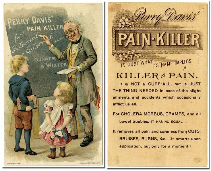 Vintage Medicine Advertising - Vol.1 | Medical Creepies ...