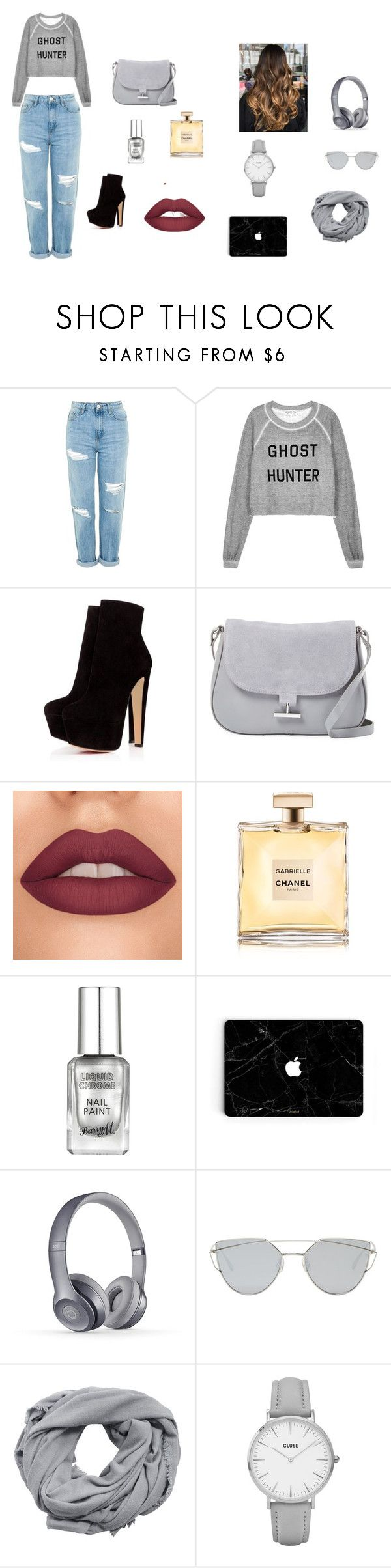 """:*"" by enasoftic ❤ liked on Polyvore featuring Topshop, Wildfox, Halston Heritage, Gentle Monster, MANGO and CLUSE"