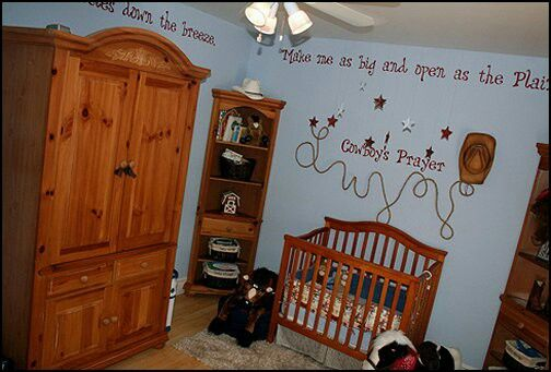 So cute for our little country boy boys nursery for Country themed bedroom ideas