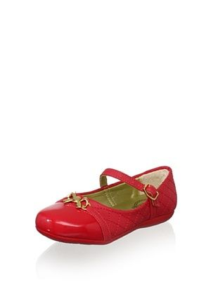 65% OFF Pampili Kid's Mary Jane (Red Fly)