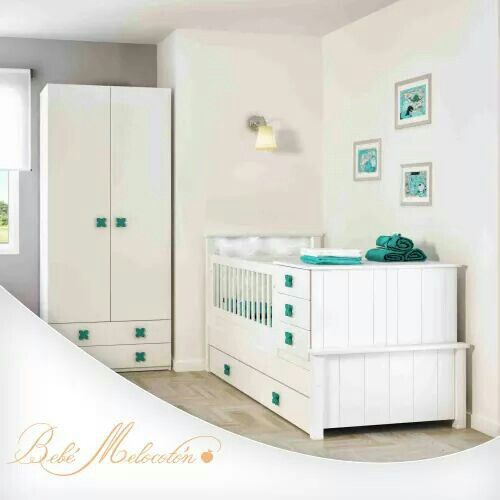 Mejores 18 imágenes de Muebles para bebés en Pinterest | Muebles ...