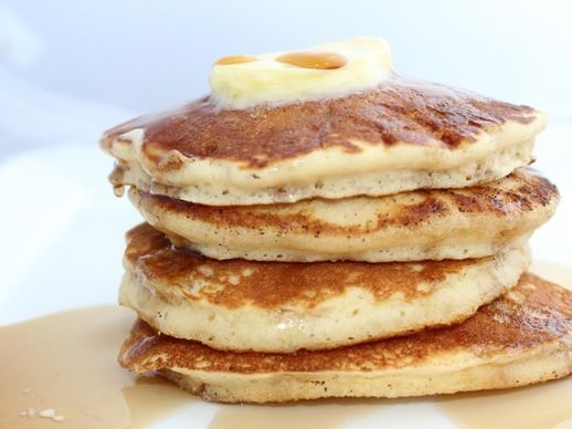 Baileys Irish Cream Pancakes #recipe