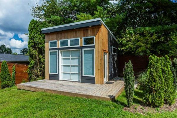 Urban Chalet Modern Tiny House In Lexington Kentucky Modern Tiny House Tiny House Design Tiny House