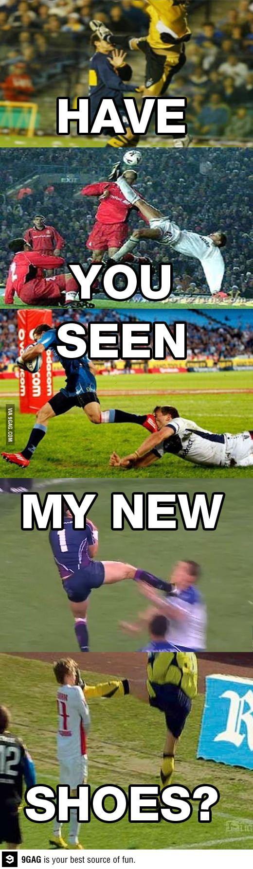 Ouch!!!!!! I am sorry but these are so funny!! Hahahahhahahahahaha