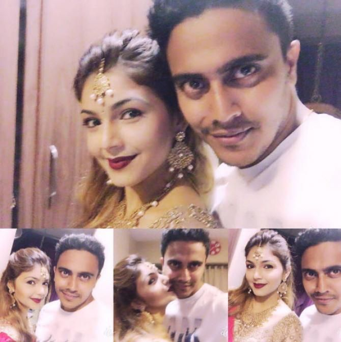 'Diya Aur Baati Hum' Fame Pooja Sharma Is Soon Going To Become A Mommy - BollywoodShaadis.com