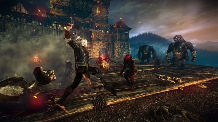 The Witcher 2 now available for free on Xbox as part of Games With Gold for January
