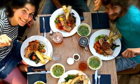 Could it get any more Bristol? Top 10 budget restaurants, cafes and street-food stalls in Bristol