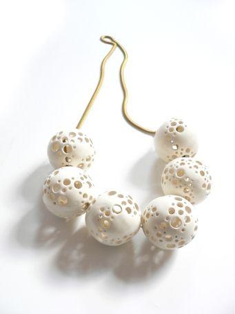 Ceramic jewelery inspiration