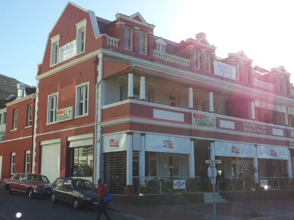 Cafe Extrablatt - Exhibition Building, 79 Main Road, Green Point. For reservations call 021 286 0460 or visit their website at /www.cafe-extrablatt.co.za