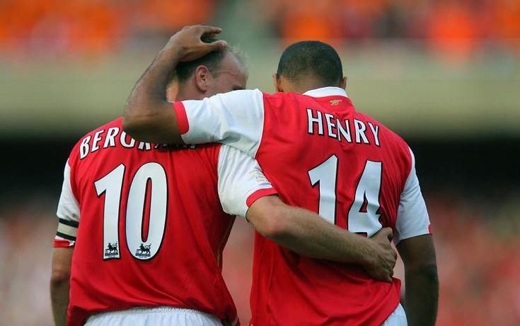 Thierry Henry: Dennis Bergkamp, Pemain Terbaik Yang Pernah Bermain Bersama Saya