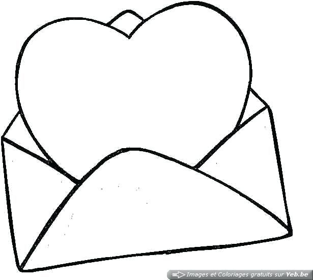 Coloriages De Coeur A Coloriage Mandala Coeur Facile A