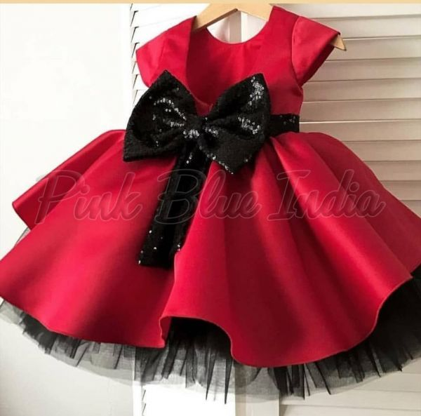 Minnie Mouse Theme Dress Minnie Mouse Birthday Outfit Baby Girl