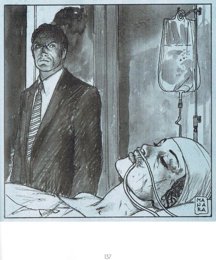 Manara Maestro dell'Eros-Vol. 22, La letteratura illustrata-137