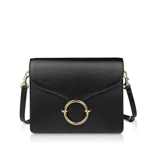 HALO Crossbody Bag - Black