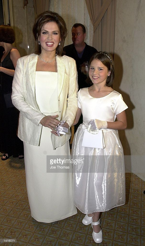 Marie Osmond and daughter Rachel attend the Larry King Cardiac Foundation fundraising event on May 8, 2000 in Beverly Hills, CA.