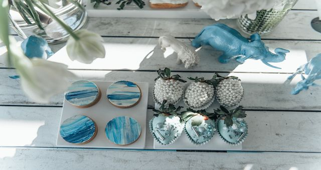 Event in the spotlight: Nikki Phillips and Dane Rumble's beachfront baby shower at Watsons Bay Boutique Hotel