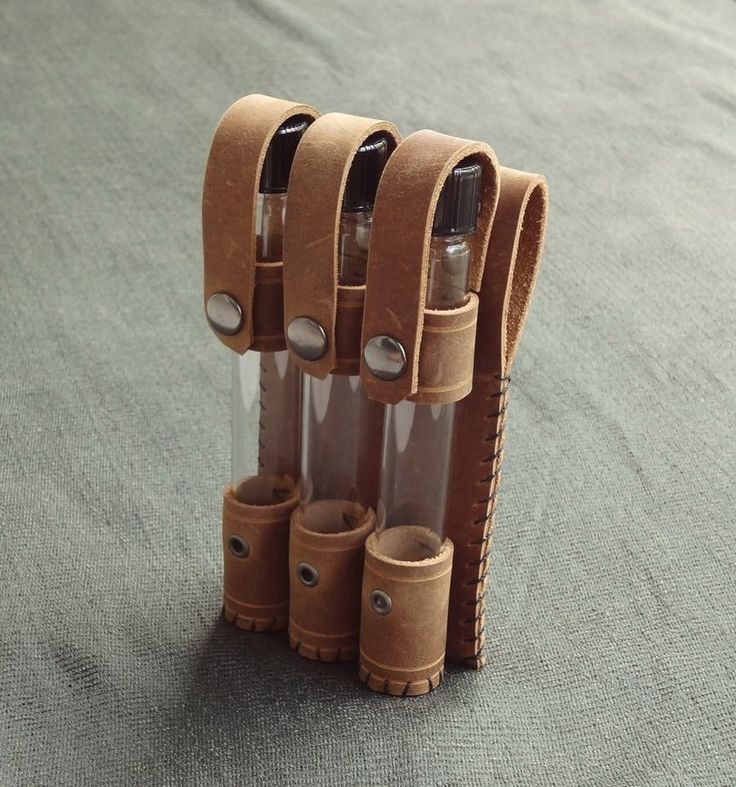 elixirs holster. Reminds me of those plastic vials that hold candy but I can't remember what they were called