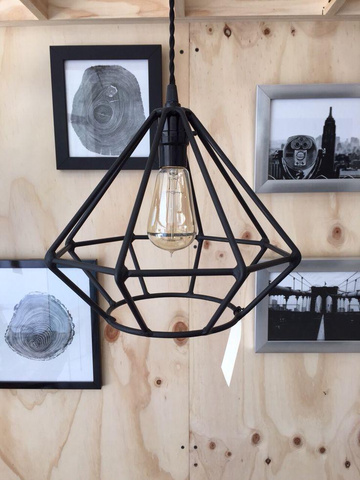 Diamond lamp designed by Hoüt diseno