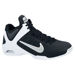 Something affordable like these   size 10   Nike Men's Air Visi Pro 4 High-Top Basketball Shoes