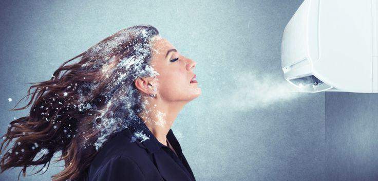 Waarom sommige vrouwen aankomen rond de menopauze