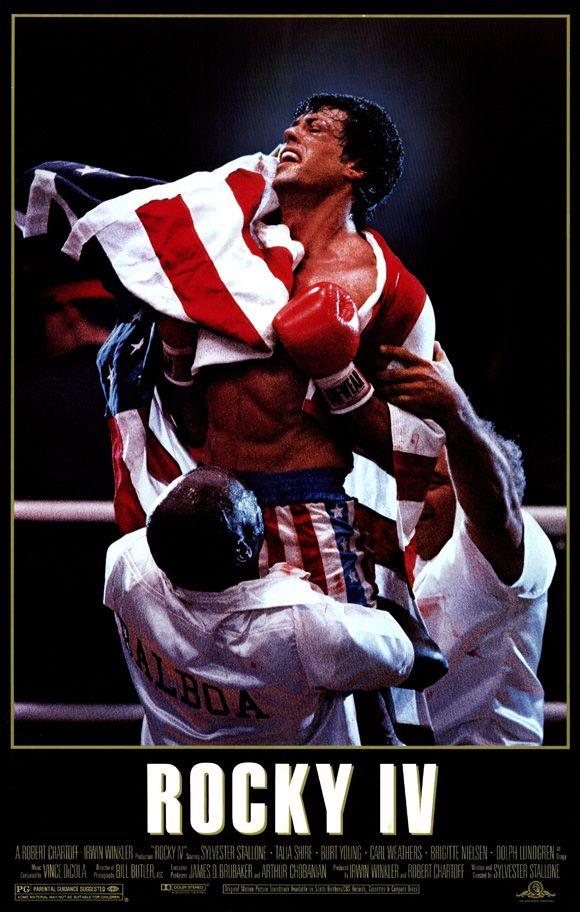 Rocky IV - Movie Poster